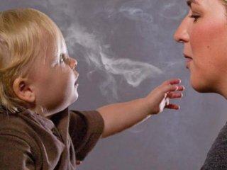 مامان! چرا بعضی از بزرگترها سیگار می کشند؟